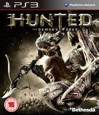 Hunted The Demon's Forge PS3 * En Excelente Estado *