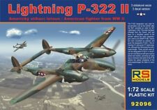 RS Models 1/72 Lightning P-322 II # 9296