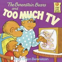 The Berenstain Bears And Too Much TV (Turtleback S