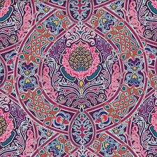 Gambier C LIBERTY OF LONDON XL FQ Fabric AW15 Pink POMEGRANITE Tudor TANA LAWN