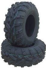 2 New WANDA ATV Tires 25x10-12 25x10x12 /6PR P373 - 10244