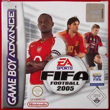 Nintendo GameBoy Advance-GBA ► EA SPORTS FIFA FOOTBALL 2005 ◄ OVP   Top