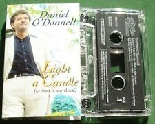 Daniel O'Donnell New Age & Easy Listening Music Cassettes