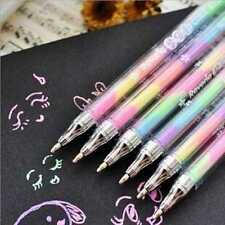 Creative Stationery Highlighters 6 Colors Gel Pen School Office Supplies Pens