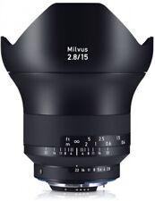 ZEISS Milvus 15mm F2 8 Nikon