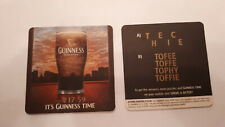 Guinness  - It's Guinness Time - The Ice    - Beer Mat  2009