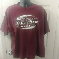 2011 AHL ALL STAR GAME t shirt 2XL Hershey Bears PA hockey tee