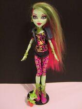 poupée doll Monster High Venus McFlytrap basic one 4 first wave premiere vague