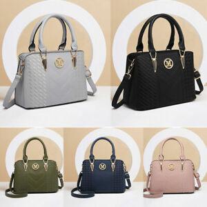 Ladies Designer Handbag Ladies Work Bag Faux Leather Medium Shoulder Tote Bag