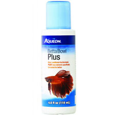 AQUEON -  Betta Bowl Plus Water Conditioner & Dechlorinator - 4 fl. oz. (118 ml)