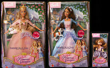 Erika Barbie Doll Anneliese Kelly Princess and the Pauper Lot 3 Dent