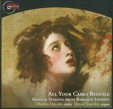 Martin Davids (Violin), Dav...-All Your Cares Beguile - Song CD NEW