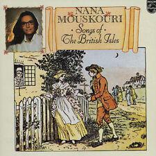 Songs of the British Isles by Nana Mouskouri (CD, Nov-2004, Phantom Import Distribution)