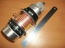 VACCUM VARIABLE CAPACITOR  KP1-8 5 - 250 pF 5 kV 35 A 30 MHz USED