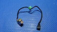"HP ENVY 15T-3200 15.6"" Genuine Laptop DC IN Power Jack Harness Cable 661679-301"