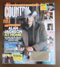 COUNTRY WEEKLY MAGAZINE JANUARY 29 2007 ALAN JACKSON AT HOME KEITH URBAN DOLLY