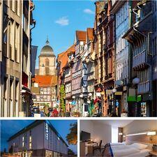 4 Tage Kurzurlaub Göttingen Harz & Weser Reise Städtereise 4★ Hotel Park Inn