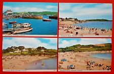 Cornwall Falmouth Postcards Set of 4 Different NEW Vintage Cards