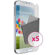 Films de protection Anti-Reflet HD Galaxy S4 i9500 Lot de 5