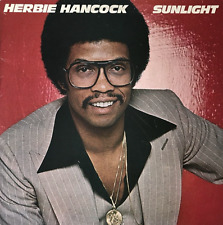 HERBIE HANCOCK ‎- Sunlight (LP) (G-VG/G+)