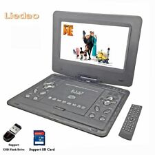Liedao 13.9 inch Portable DVD EVD VCD SVCD CD Player With Game and radio Functio