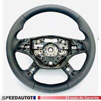 Volant Noir Cuir Mercedes Ml W164.24MOISDEGARANTIE-