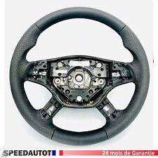 Volant Noir Cuir Mercedes Ml W164.24MOISDEGARANTIE!