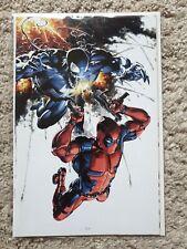 Comics Marvel VO - Venom #1 Variant by Clayton Crain, Limité à 1000 Exemp