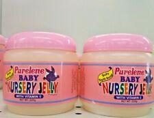 2 Pink Purelene Baby Nursery Jelly