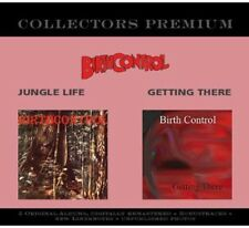Birth Control, Broes - Jungle Life/Getting There [New CD]