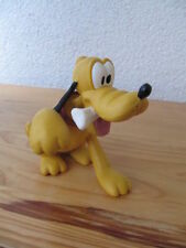 Extremely Rare! Walt Disney Pluto with Bone Demons & Merveilles Statue