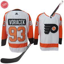 Philadelphia Flyers White Hockey Jersey M-3XL #93 Jakub Voracek Jersey