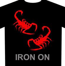 Scorpions Iron-On 2 Pack Heat Transfer Vinyl