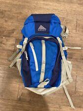KELTY GOSHAWK blue hiking backpack