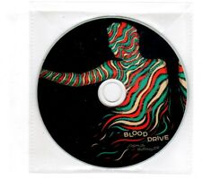 (ID397) Joshua Burnside, Blood Drive - DJ CD