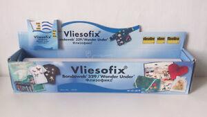 Bondaweb Vliesofix 45cm Wide Choice Of Length 5 m, 3 m, 1 metre & 50cm Free P&P
