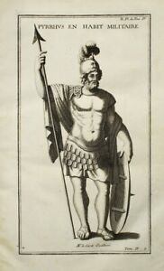 Pyrrhos Pyrrhus Griechen Hellenen Feldherr Römer Asculum Alexander Große Elefant