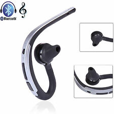 Business Sports Bluetooth Earphone Headphone Handsfree Mic for Phone C