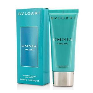 Bvlgari Omnia Paraiba 3.4 oz / 100 ml Body Lotion For Women