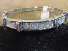 Reinheit IF Sehr gute Echte Diamanten-Armbänder
