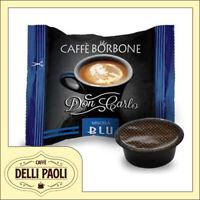 Caffè Borbone Don Carlo Blu box 300 capsule compatibili A Modo Mio