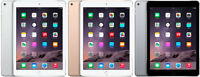 "iPad AIR, 16GB, 32GB, 64GB, 128GB Wi-Fi + 4G (Unlocked) 9.7"" GRADED"