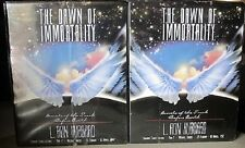 L RON HUBBARD SCIENTOLGY THE DAWN OF IMMORTALITY CASSETTE LECTURES 2 BINDER SET