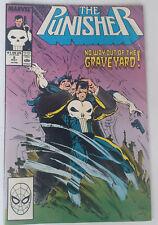 The Punisher #8 Marvel Comics VF+