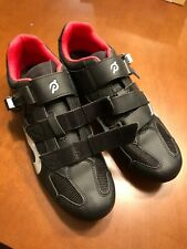Peloton Bike Shoes size 47 mens (12.5 to 13 US) Spin Bicycle w/NEW Cleats