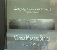 Wolfgang Amadeus Mozart Vienna Master Series (1992) CD - VERY GOOD CONDITION!