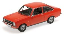 1 18 Minichamps Ford Escort Mk2 1975 Orange