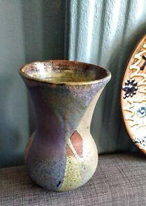Joli vase polychrome A IDENTIFIER Potier