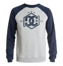 "DC Men's Crewneck Sweatshirt ""Hepta Raglan"" BTL0 - XLarge - NWT"