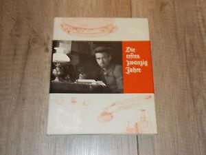 Die ersten zwanzig Jahre - Erlebtes und Verbliebenes - Hans Vogt - 1960